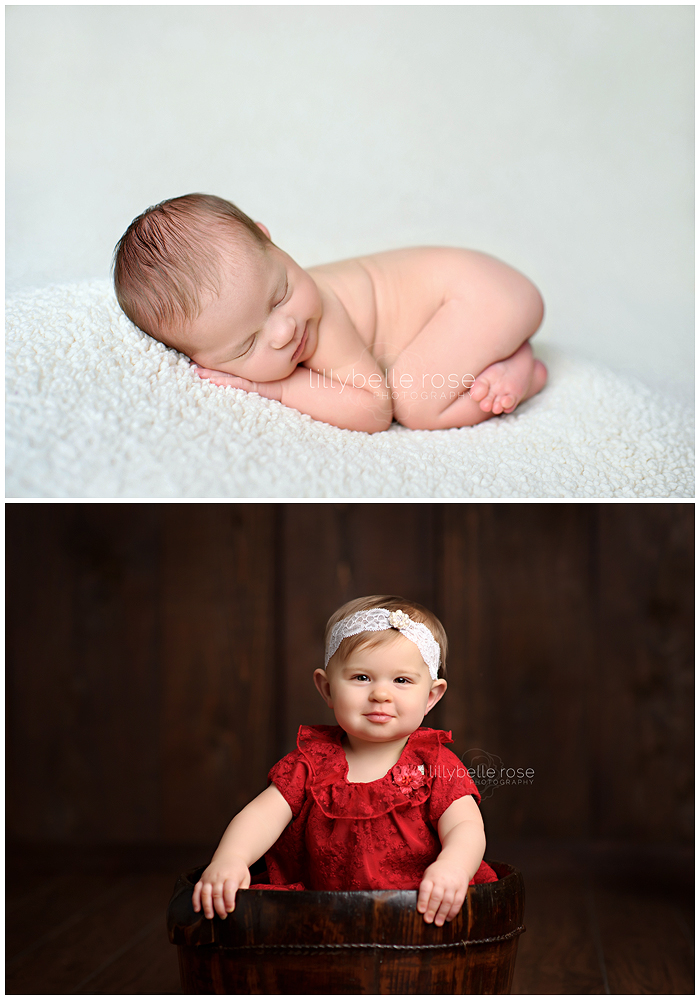 Chicago Newborn Photographer,  Lillybelle Rose Photography, Gina